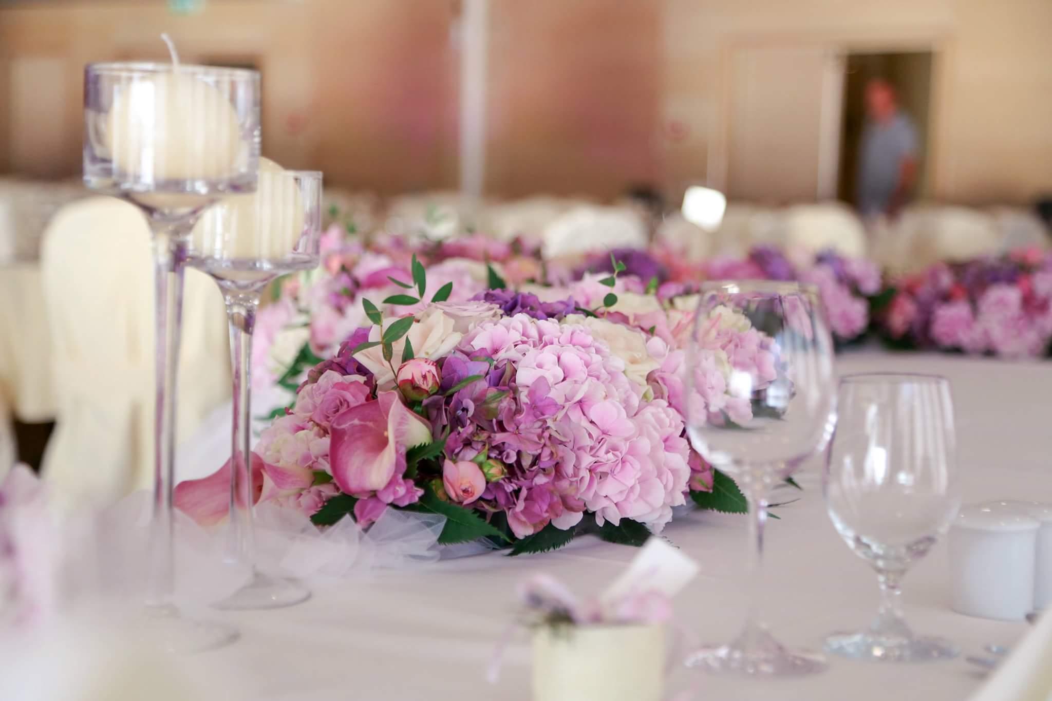 Cvijeće za vjenčanja Split