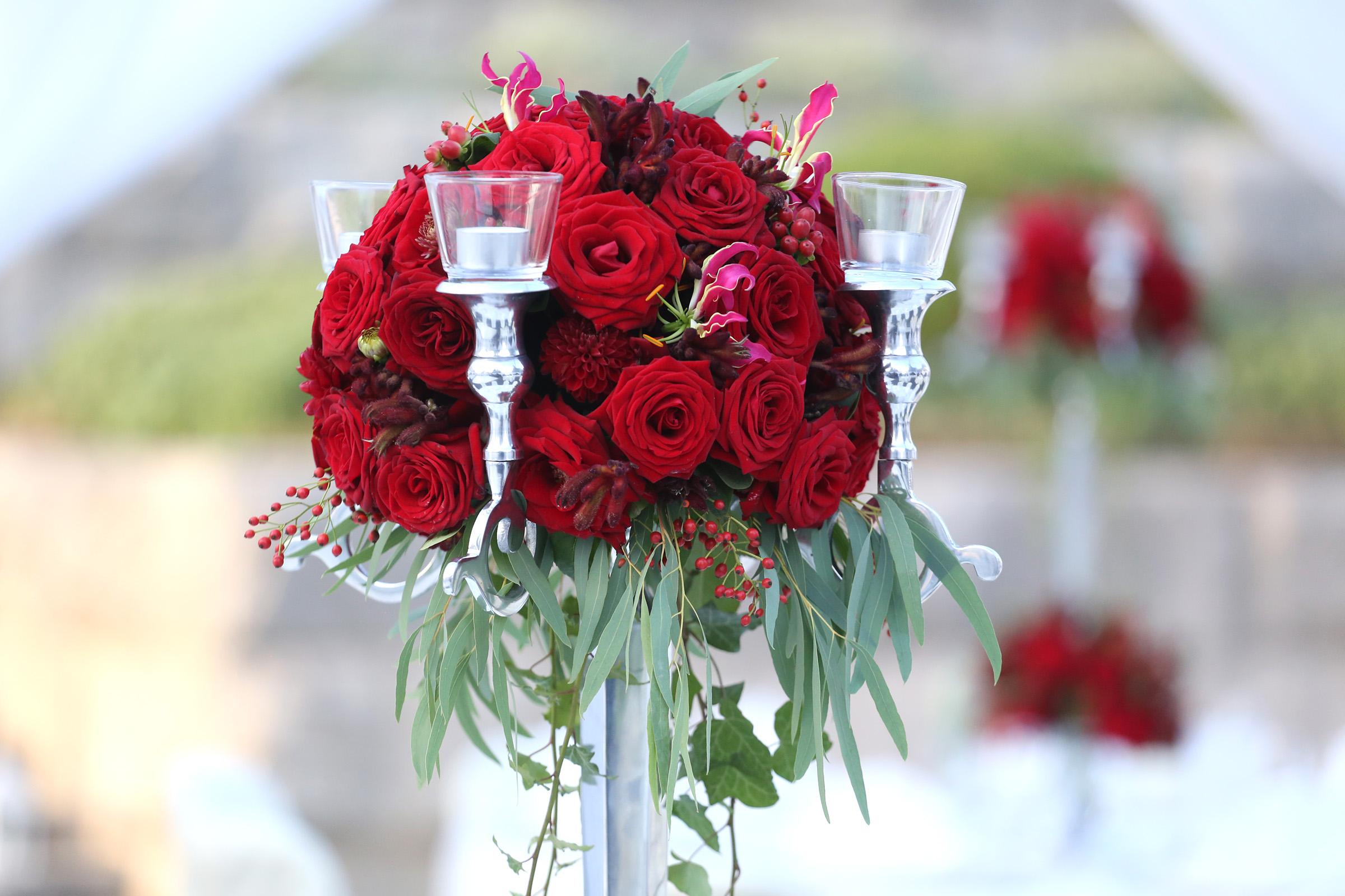 Vjenčanja buketi dekoracije