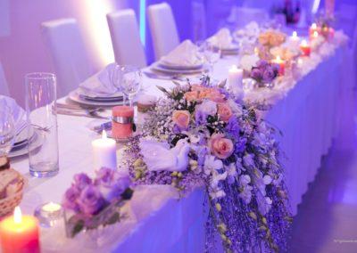 Cvjetne dekoracije za vjenčanja